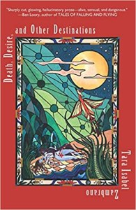 Stained Glass Book cover for Tara Isabel Zambrano