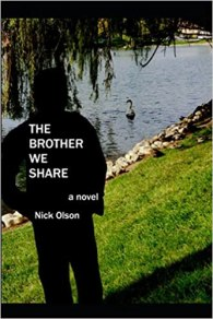 Person standing by water Book cover for Nick Olson